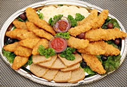 Chicken Tender Platter