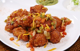 Fiesta Boneless Wings