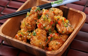 Japanese Style Boneless Wings