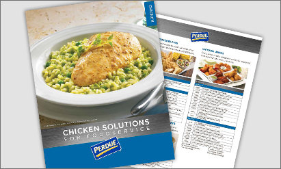 Perdue Chicken Full Line Brochure