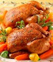Easy Cornish Hens