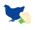 Chicken and Veggies icon