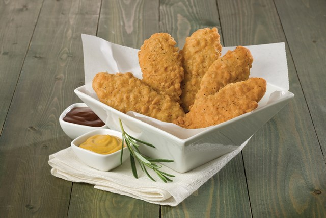 PERDUE® CHEF REDI® Ready to Cook Breaded Chicken Breast Tenders, Frozen<br/>(7156)