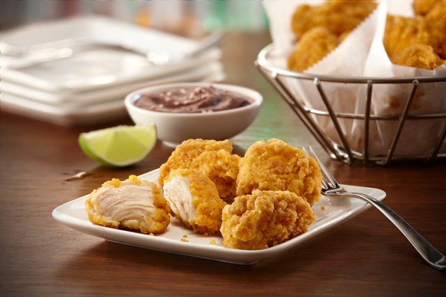 PERDUE® HARVESTLAND® NO ANTIBIOTICS EVER, Ready to Cook, Pre-Browned Breaded Chicken Breast Chunks,…<br/>(56024)